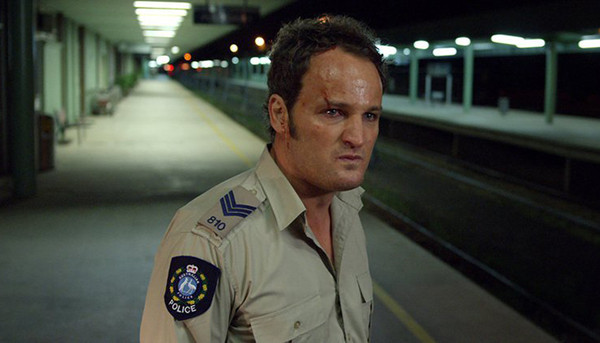 Jason Clarke in SWERVE