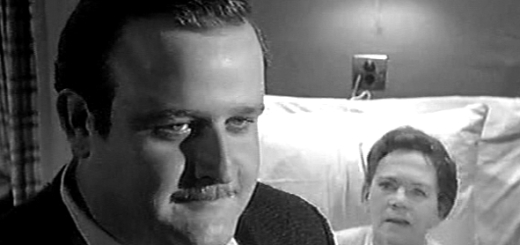 Victor Buono and Ellen Corby in THE STRANGLER