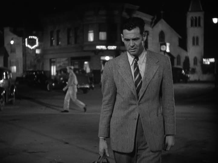 Robert Ryan in THE SET-UP