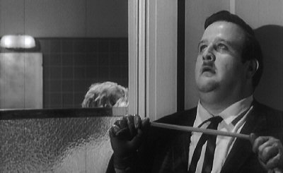 Victor Buono in THE STRANGLER