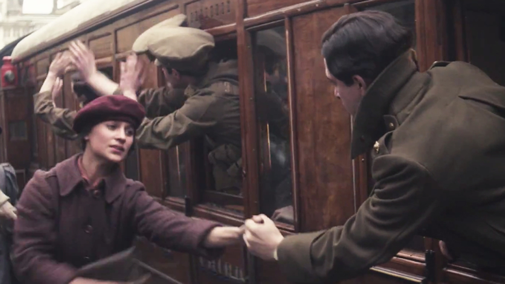 Alicia Viksander in TESTAMENT OF YOUTH