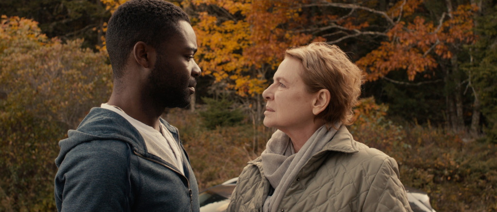 David Oyelowo and Dianne Wiest in Maris Curran's FIVE NIGHTS IN MAINE, playing at the 59th San Francisco International Film Festival, April 21st - May 5th, 2016.