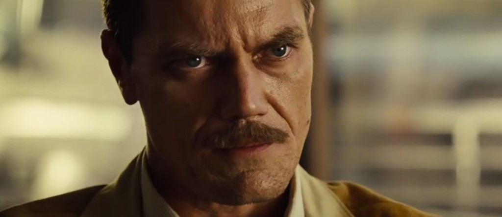 Michael Shannon, the only reason to see NOCTURNAL ANIMALS