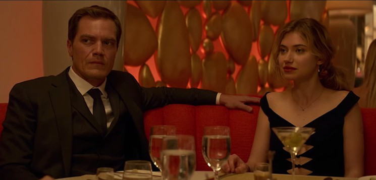 Michael Shannon and Imogen Poots in my DVD/Stream of the Week RANK & LOLA