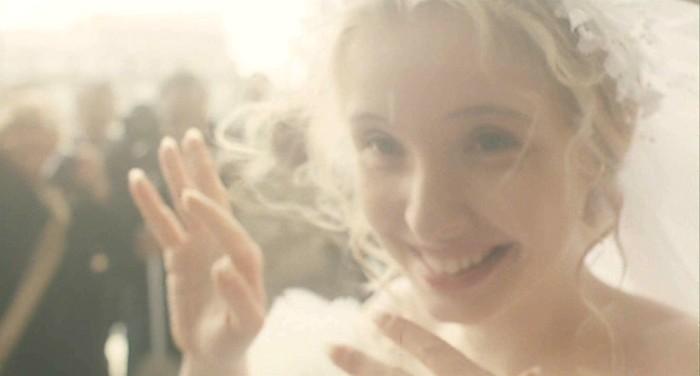 Julie Delpy in WHITE