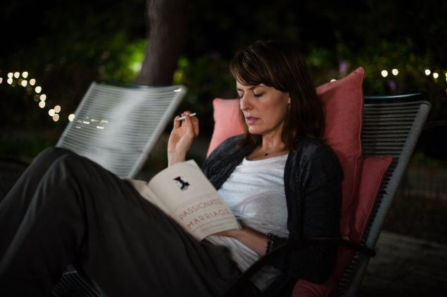 Rosemaire DeWitt in DIGGING FOR FIRE