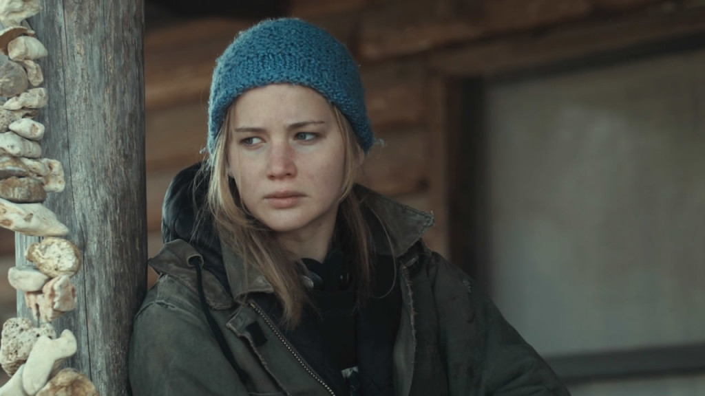 Jennifer lawrence breaks through in WINTER'S BONE, featured at the Camera Cinema Club