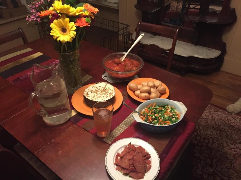 oscar dinner