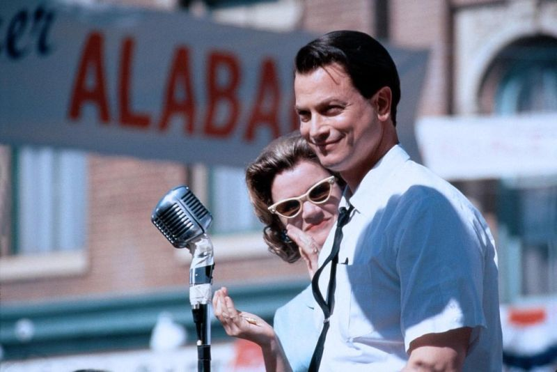 Gary Sinise in WALLACE