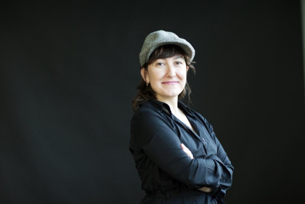 Athina Rachel Tsangari, director of CHEVALIER . Photo courtesy of San Francisco Film Society