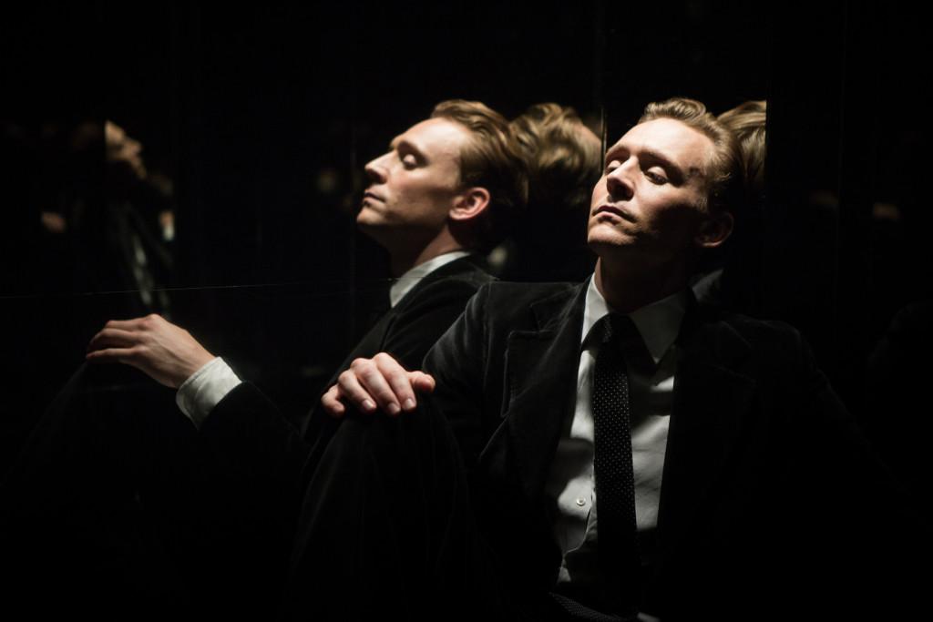Tom Hiddleston in HIGH-RISE. Photo courtesy of the San Francisco Film Society.