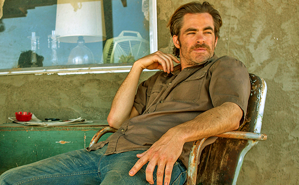 Chris Pine in HELL OR HIGH WATER