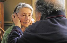 Emmanuelle Riva in ARMOUR
