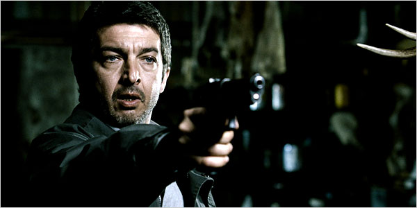 Ricardo Darin in THE AURA at Noir City