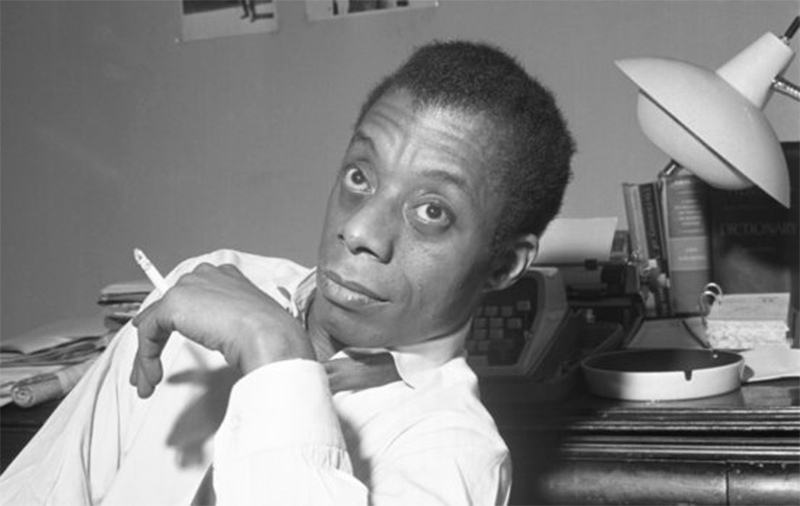 James Baldwin in I AM NOT A NEGRO
