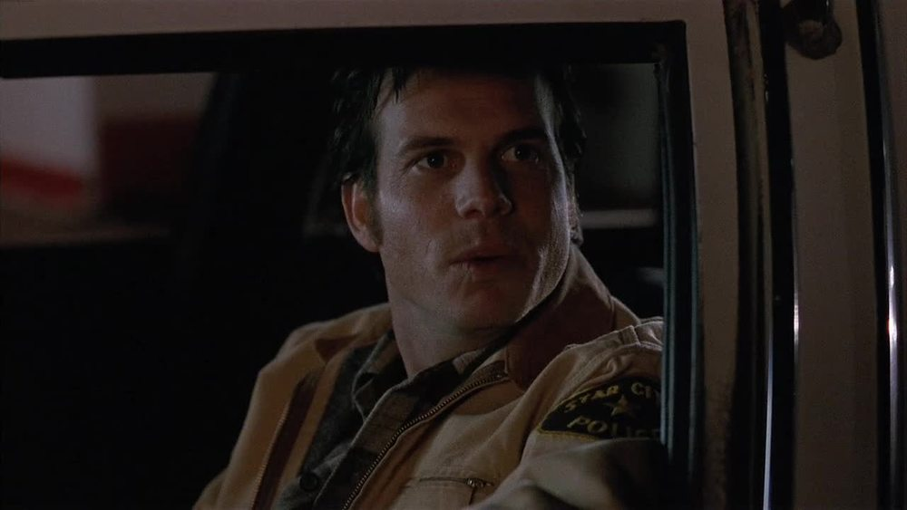 Bill Paxton in ONE FALSE MOVE