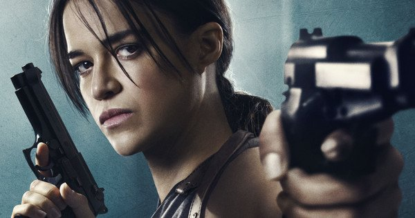 Michelle Rodriguez in THE ASSIGNMENT