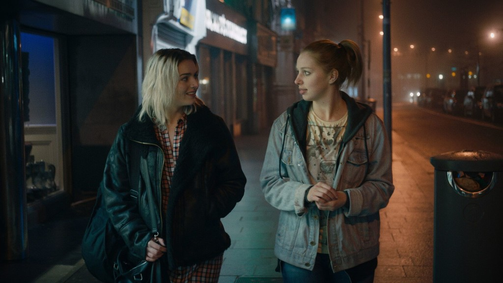 xxx and Seána Kerslake in A DATE FOR MAD MARY photo courtesy of SFFILM
