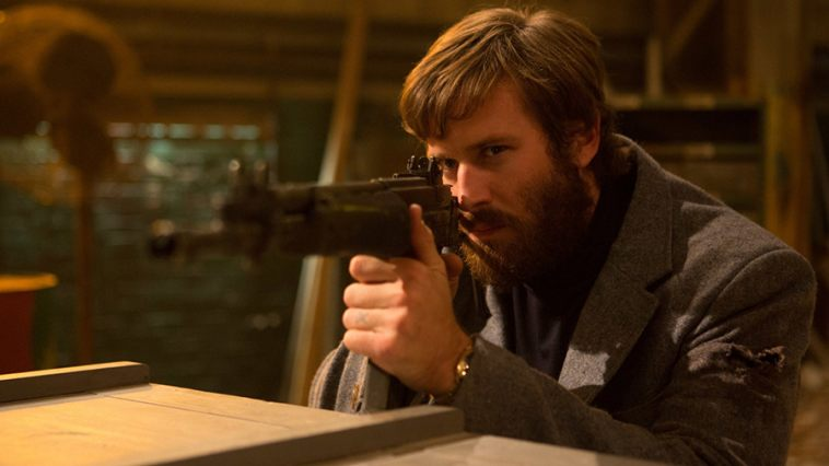 Armie Hammer in FREE FIRE