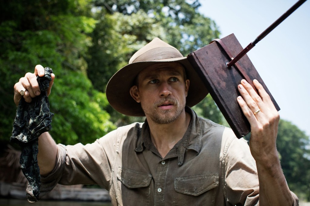 Charlie Hunnam in THE LOST CITY OF Z photo courtesy of SFFILM