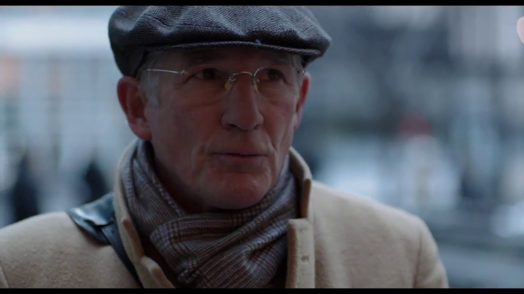 Richard Gere in NORMAN: THE MODERATE RISE AND TRAGIC FALL OF A NEW YORK FIXER